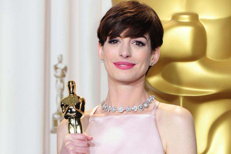 Criticism about my speeches do get to me: Anne Hathaway