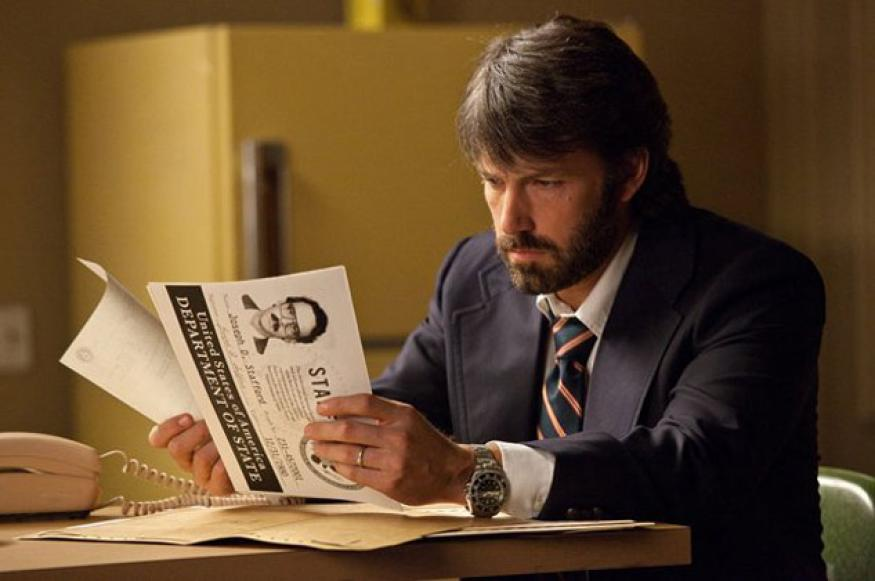 Ben Affleck visited CIA for 'Argo' research