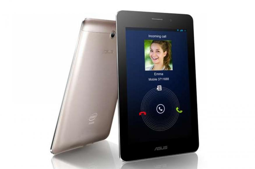Tablet-phone combo: Asus announces 7-inch Fonepad at $249