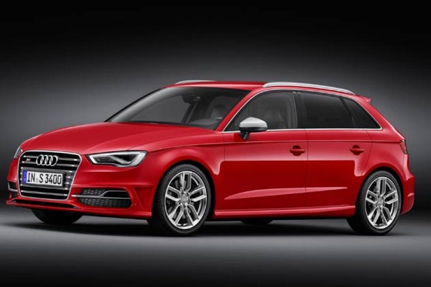 2013 Audi S3 Sportback unveiled