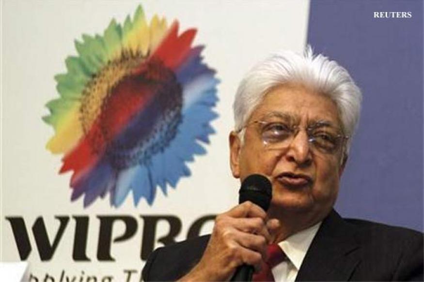 Azim Premji, the philanthropist tycoon, sets an example