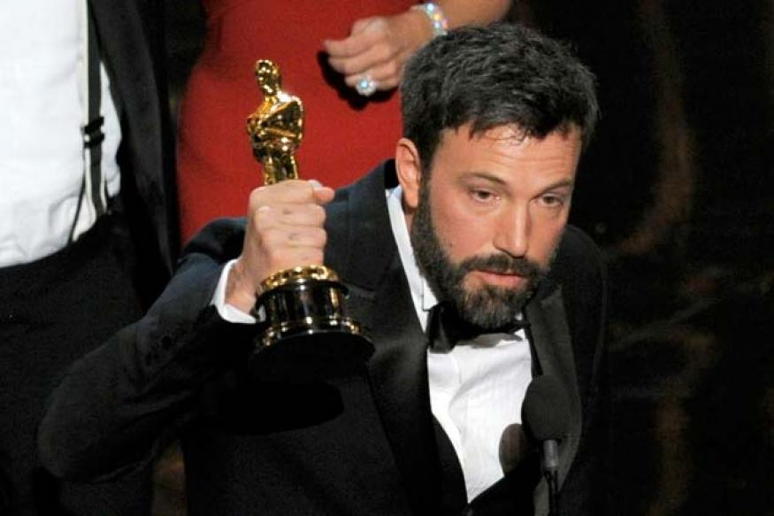 'Argo' storms to Oscar victory on night of surprises