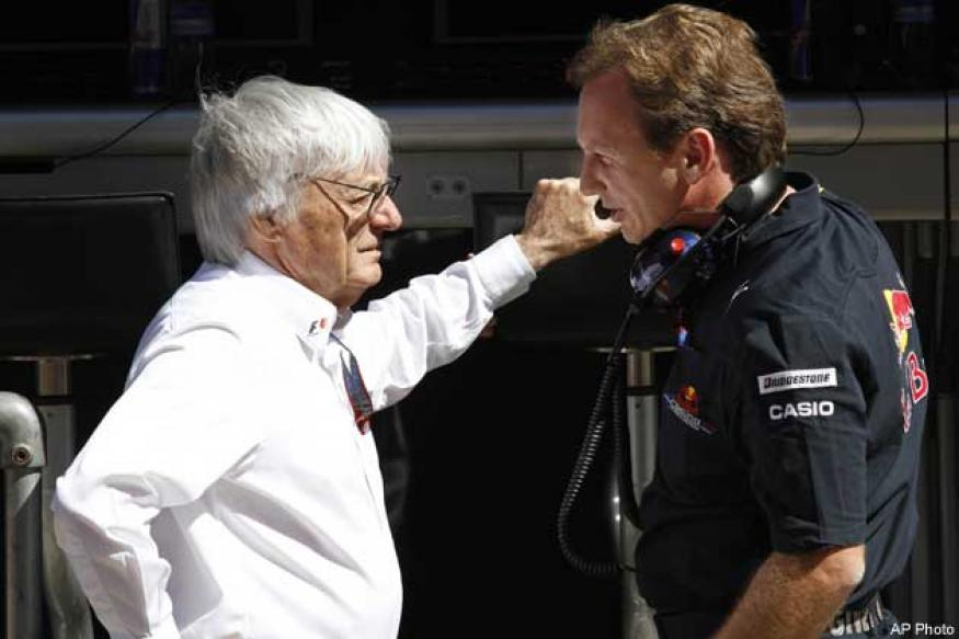 F1 boss Ecclestone rules out 20th race for 2013