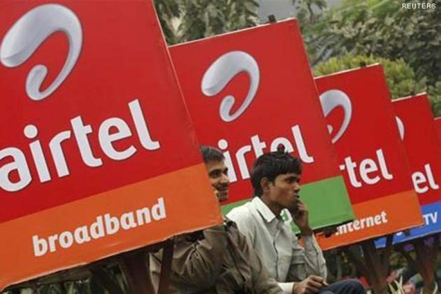 Bharti Airtel Q3 net profits drops at Rs 284 crore