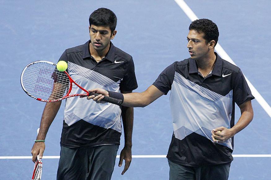 Bopanna, Bhupathi to clash in Dubai Open semi-final