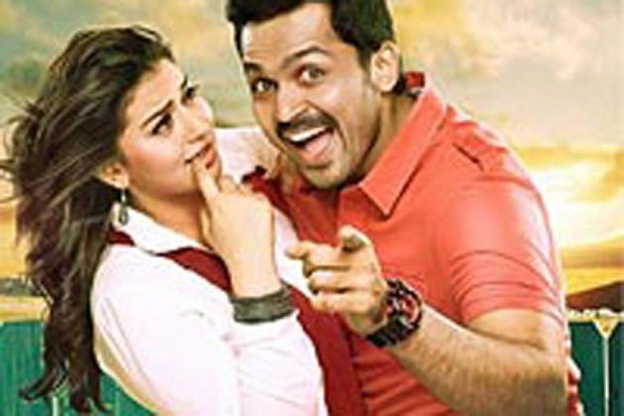 'Biryani': Tamil movie uses motion picture technique