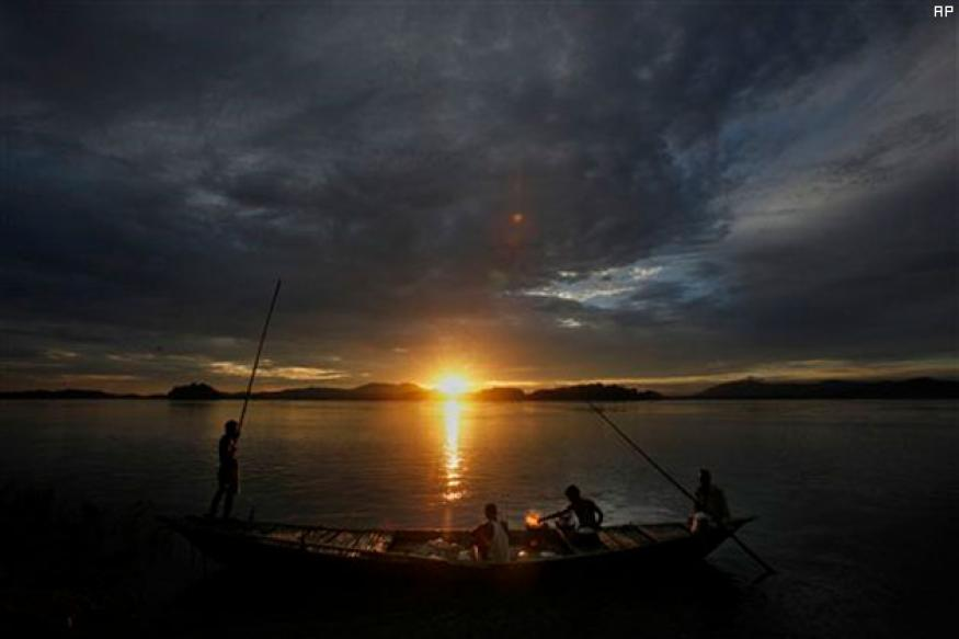 China communicating with India on Brahmaputra issue