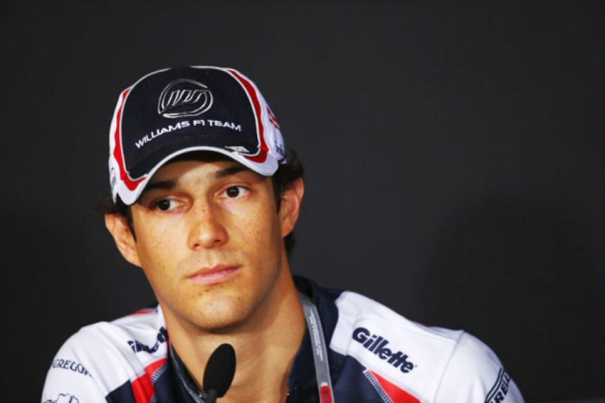 Bruno Senna quits Formula One
