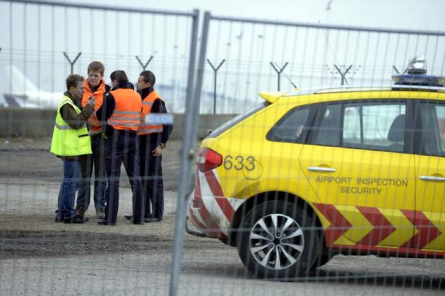 Robbers pull off huge diamond heist at Brussels airport