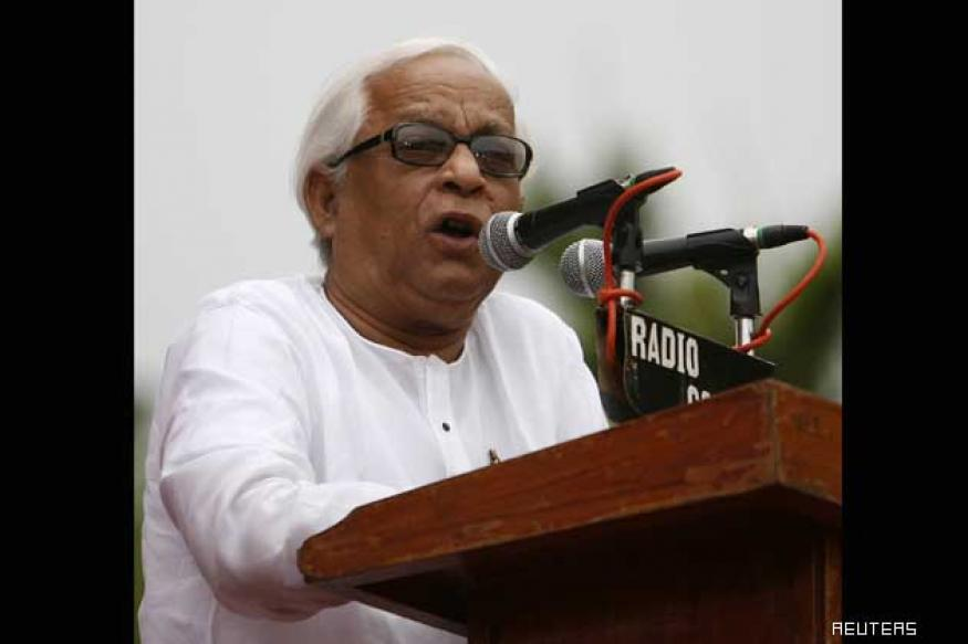 TMC demands apology from Buddhadeb