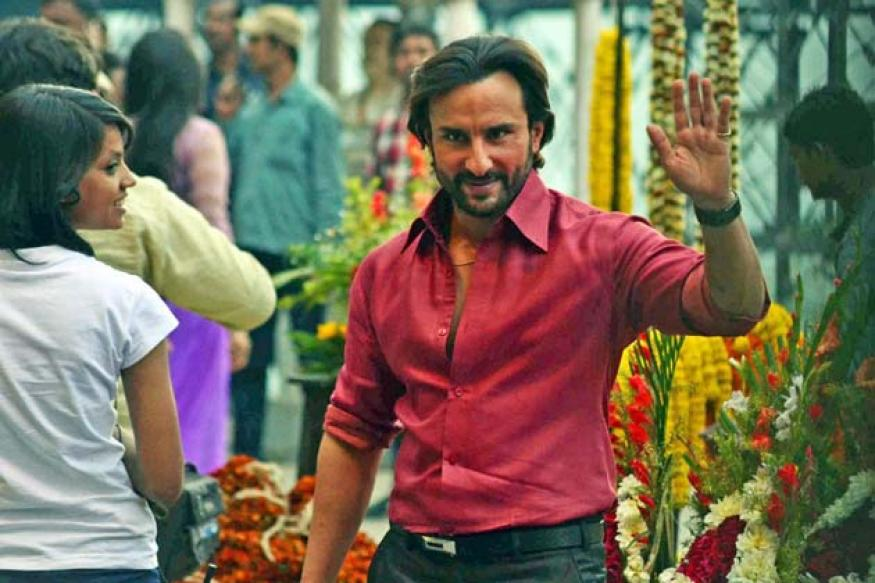 'Bullet Raja' First Look: Saif, Sonakshi shoot in Kolkata