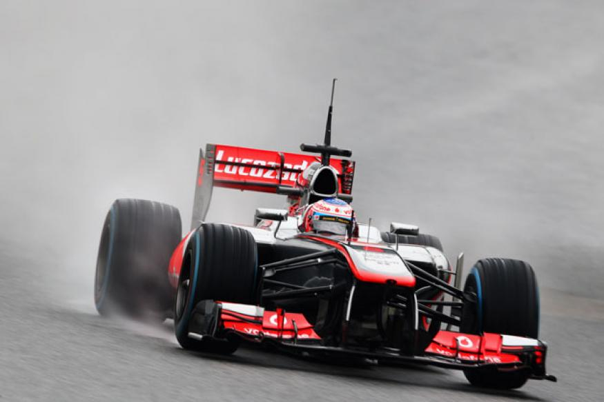 Jenson Button shrugs off McLaren technical changes