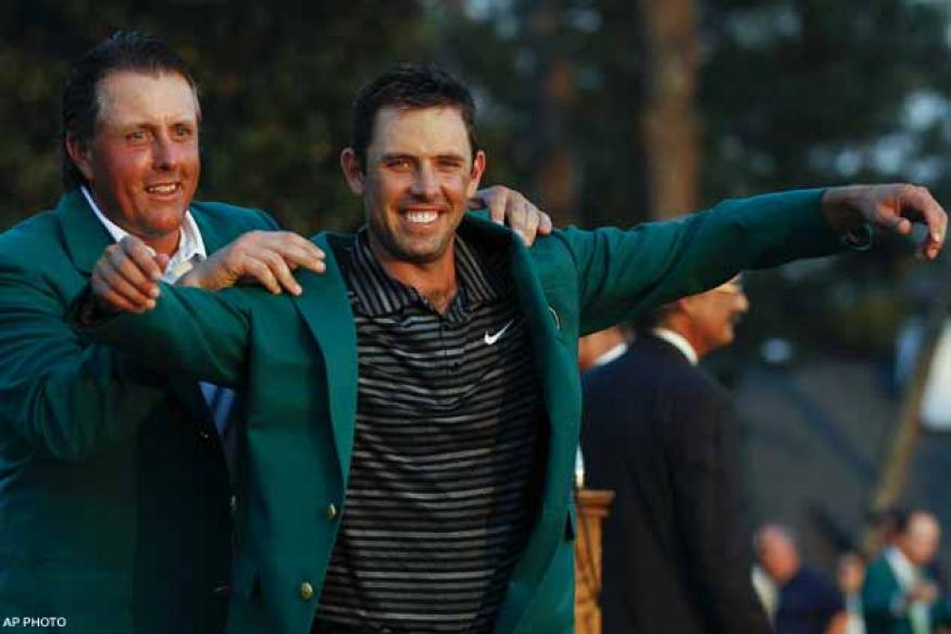 Improved level of consistency has given me confidence: Schwartzel