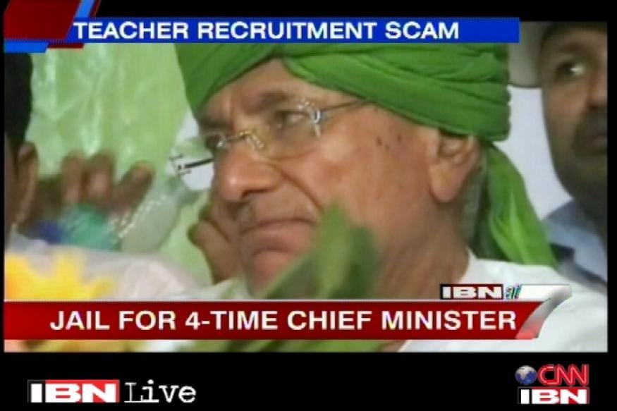 HC to hear Chautala's bail plea in teachers' job scam