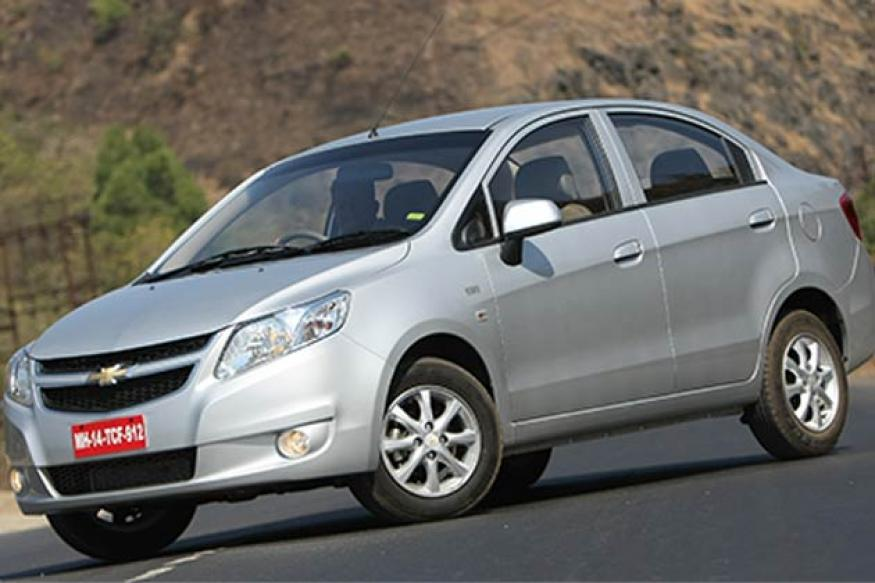 2013 Chevrolet Sail launched in India at Rs 4.99 lakh onwards