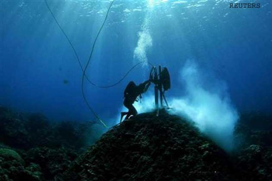 Coral reefs at risk from carbon emissions: Study