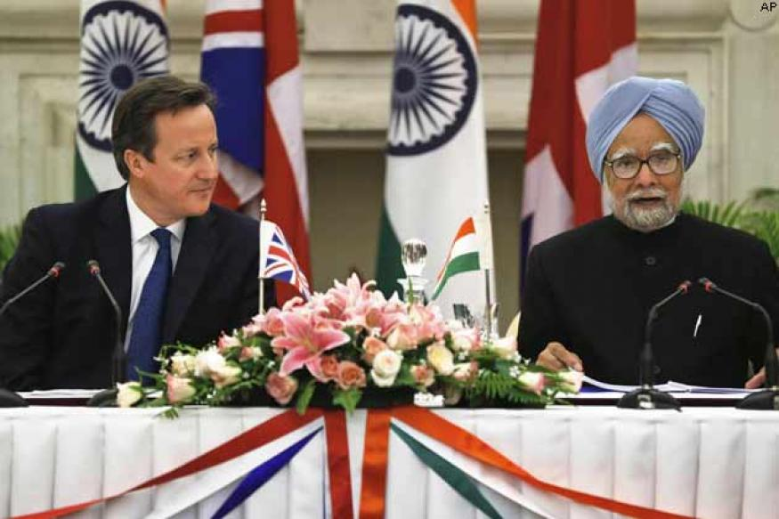 Cameron is in India to create jobs and push investment for Britons: Paarull