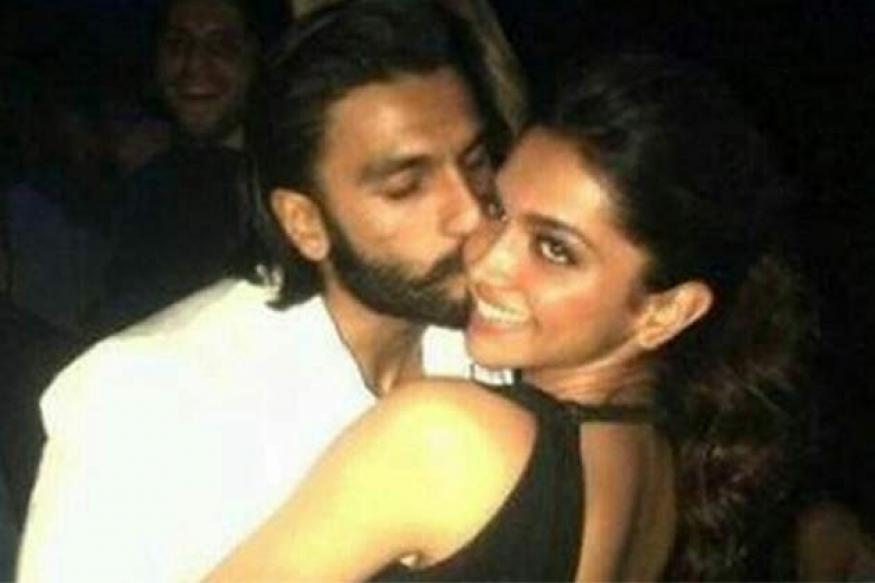 Snapshot: Are Deepika and Ranveer officially a couple?