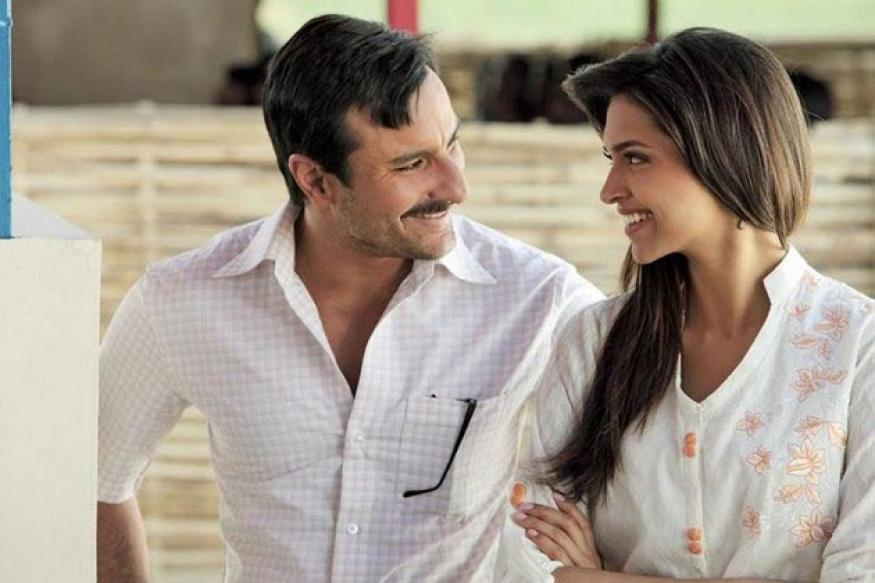 Deepika Padukone praises Saif, says he's encouraging