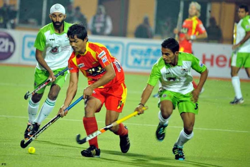 Hockey India League Final: As it happened