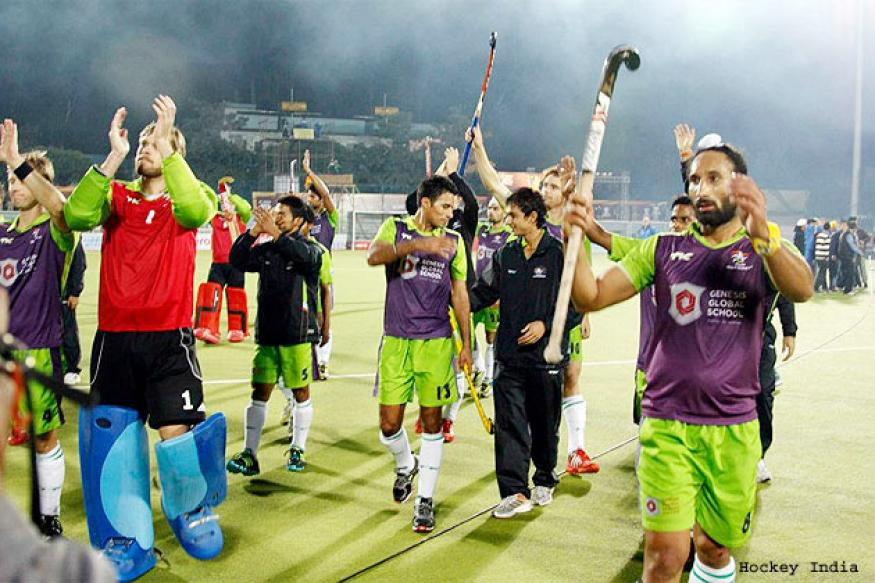 Punjab Warriors lose against Delhi Waveriders 2-3