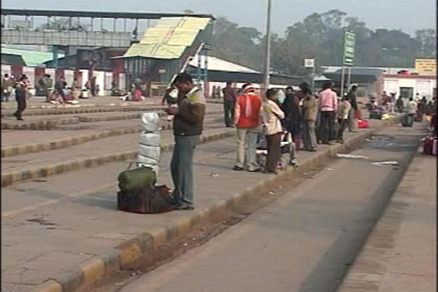 Public transport hit in Delhi due to nationwide strike