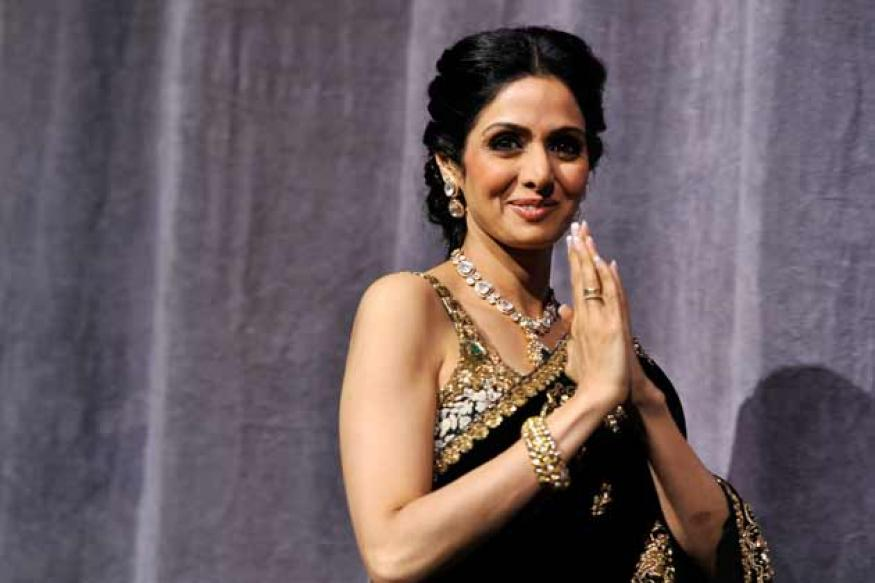 Sridevi happy for Broadway shows coming to India