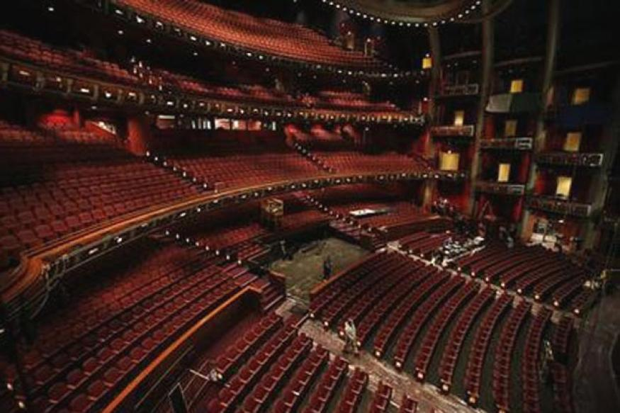 Dolby Theatre turns up the volume for Oscars 2013