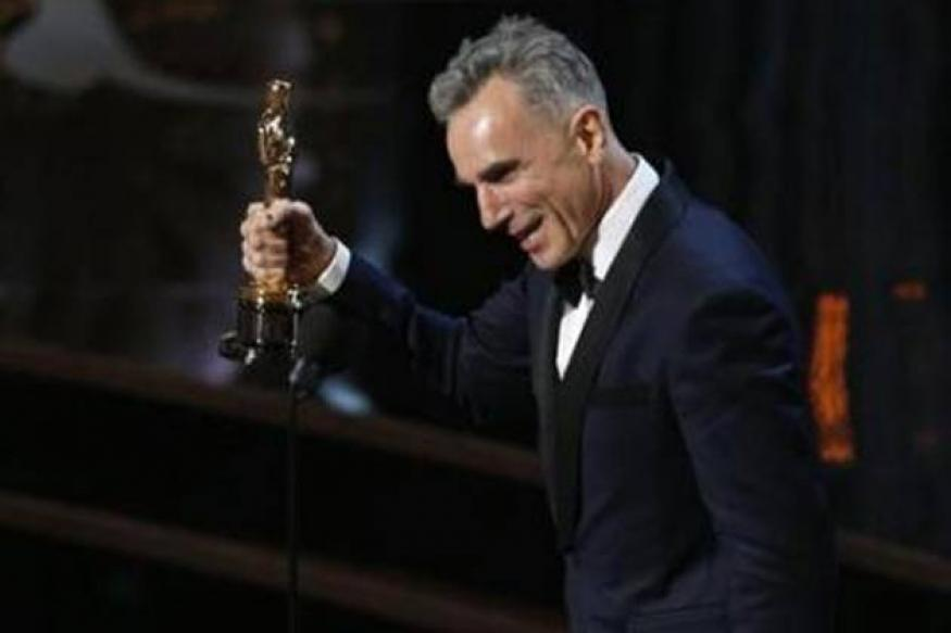 Oscar 2013: Daniel Day-Lewis wins best actor award