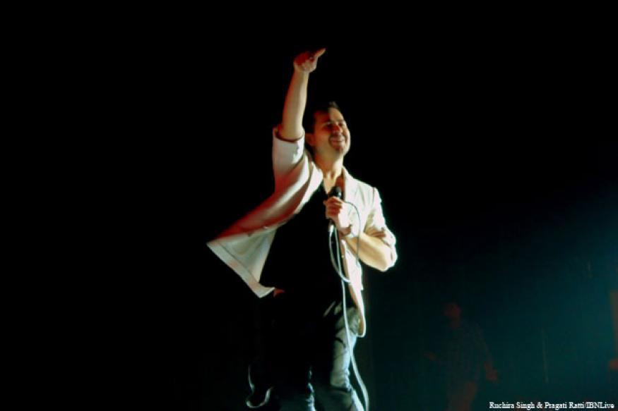 I like Shah Rukh Khan in Bollywood: Edward Maya
