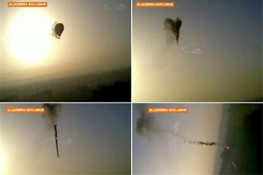Fiery balloon accident kills 19 tourists :Egypt