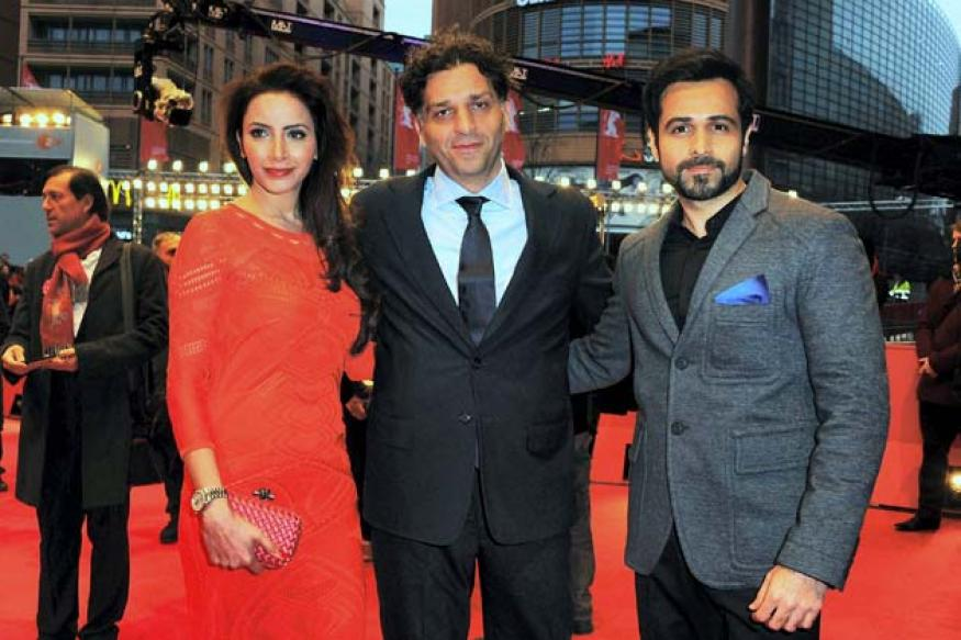 Snapshot: Actor Emraan Hashmi at Berlinale