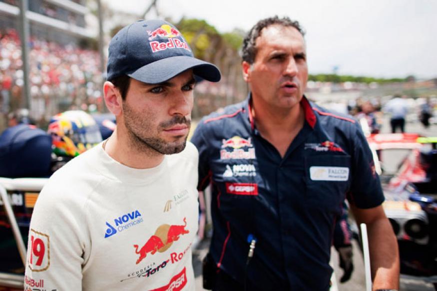 Alguersuari says Formula One has become an auction