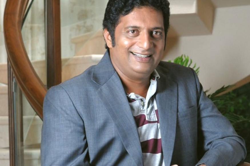 Nudity has driven my role in the film, says Prakash Raj