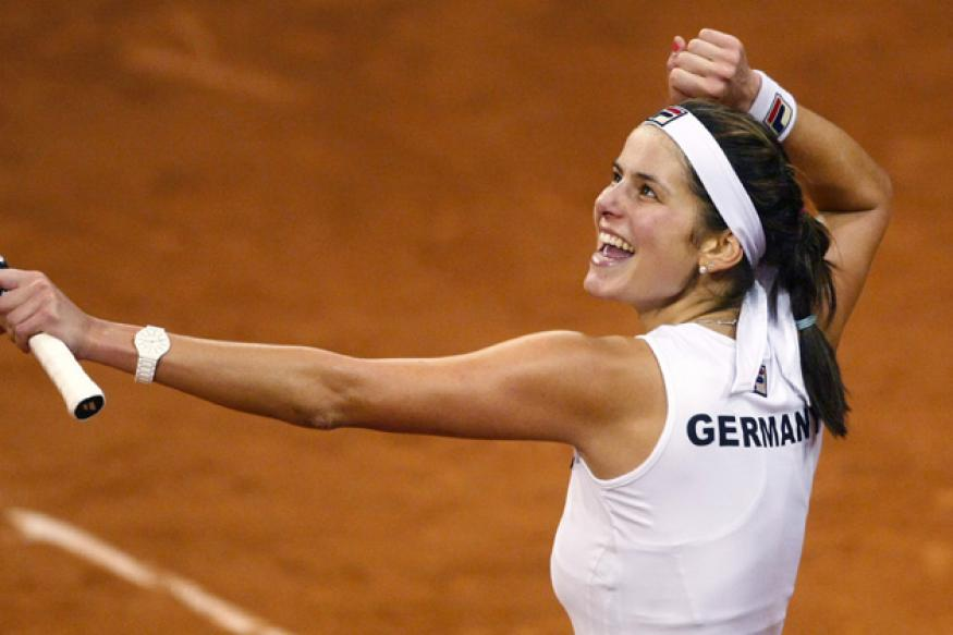 Germany take an unassailable 3-0 Fed Cup lead vs France