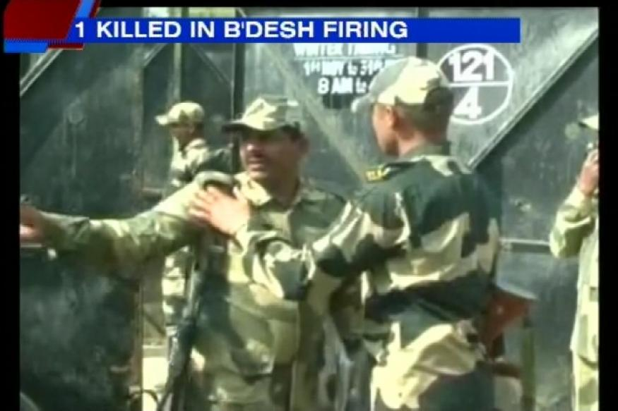 Ceasefire violation along India-Bangladesh border; 1 killed