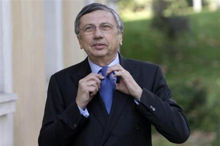 Finmeccanica's head arrested following corruption probe