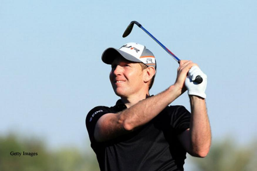 Gallacher wins Dubai Desert Classic by 3 shots