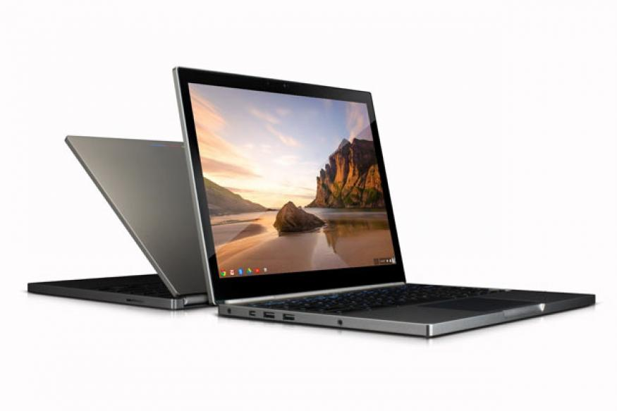 Google unveils expensive high-resolution touchscreen Chromebook Pixel