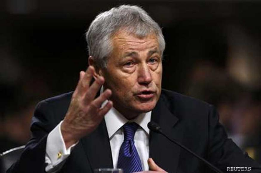 BJP calls Chuck Hagel's remarks against India 'bizarre'