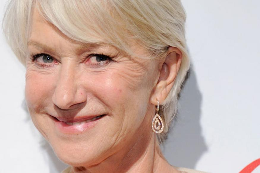 I was a fat and spotty girl: Helen Mirren