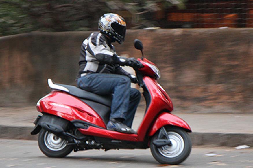 2013 Honda Activa HET review