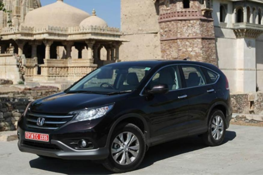 2013 Honda CR-V launched in India at Rs 19.95 lakh onwards
