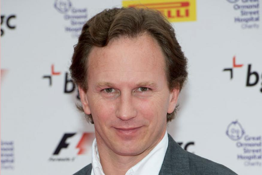 Red Bull director Horner earns contract extension