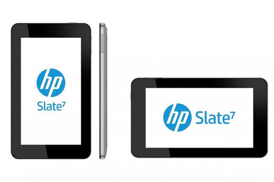 HP announces $169 HP Slate 7 Android tablet