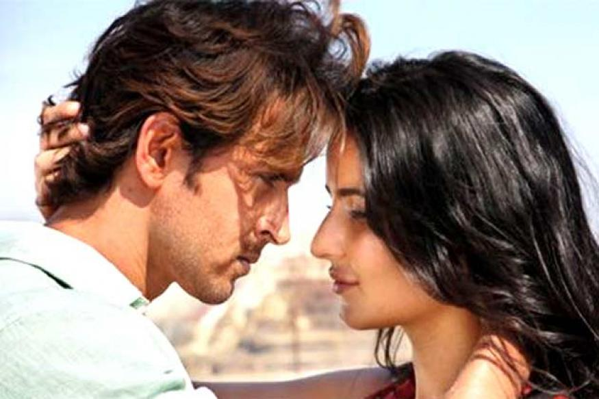 Hrithik and Katrina to share a passionate kiss in new film?