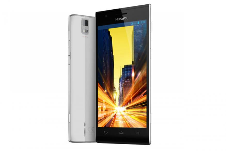 Huawei unveils Ascend P2 the 'fastest smartphone in the world'