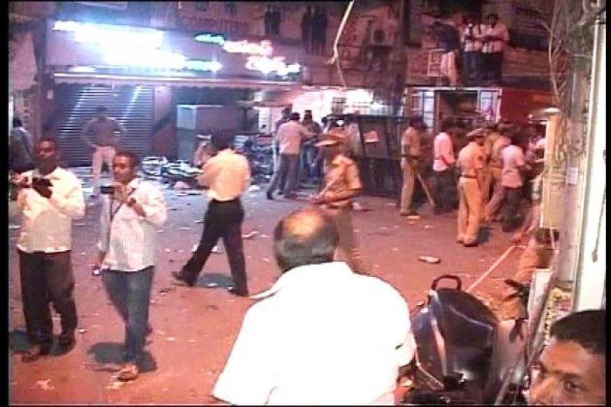 High alert in Karnataka, West Bengal after blasts in Hyderabad