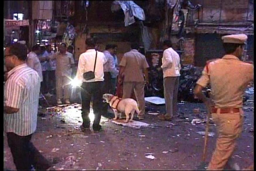 Security stepped up in Delhi after Hyderabad blasts