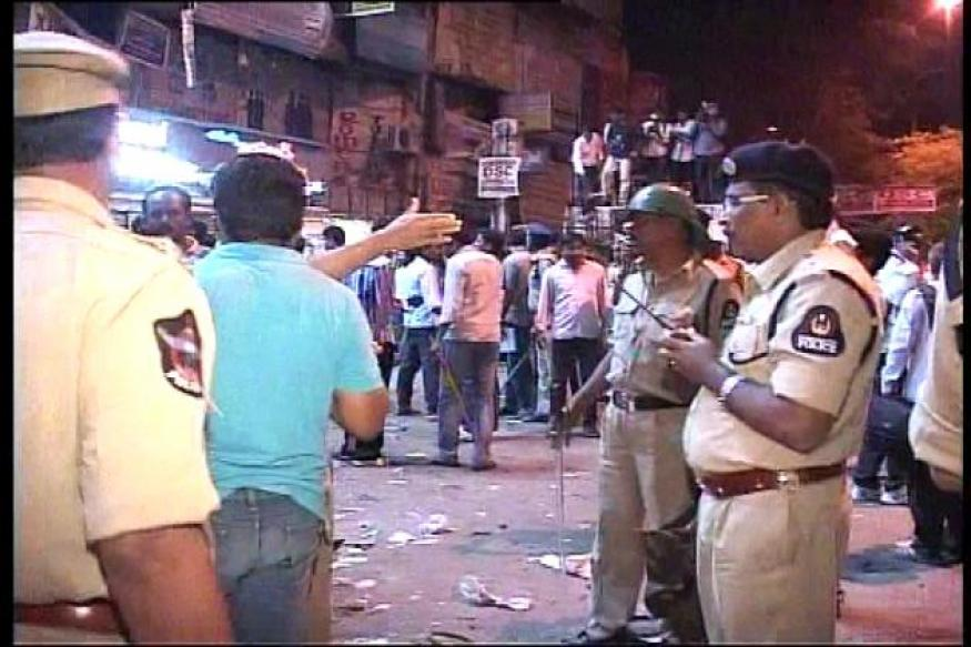 BJP demands thorough probe into Hyderabad blasts